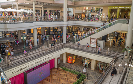 Shop at Ala Moana Center